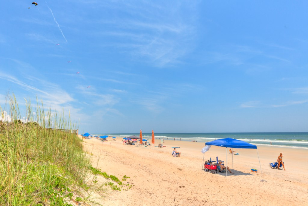 Warm Sand for Days!