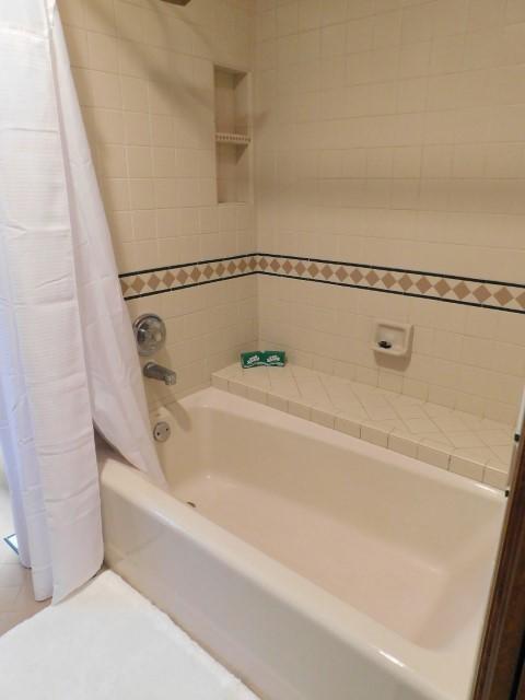 2ND & 3RD BATHROOM SHARED BATH TUB