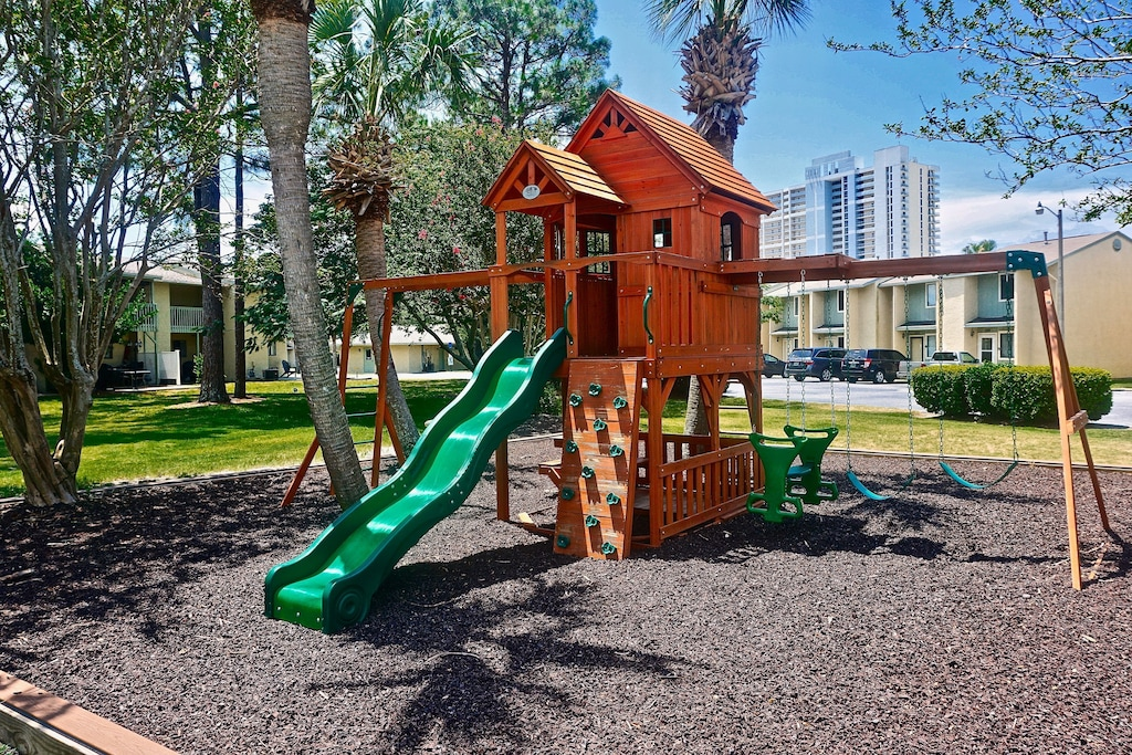 Playground for our tiniest of guests