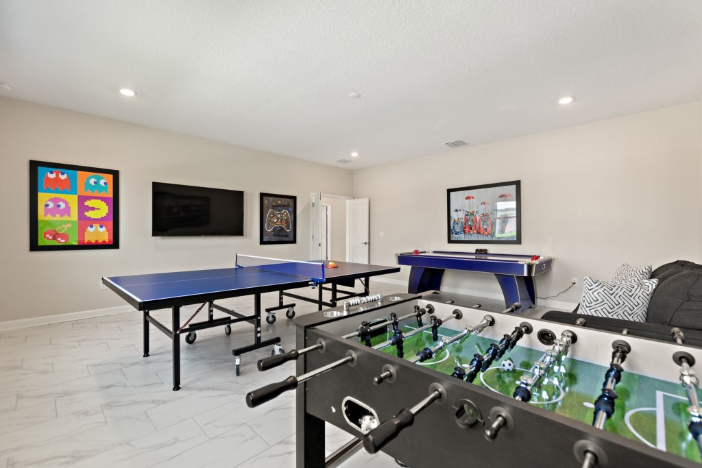 Game Room.