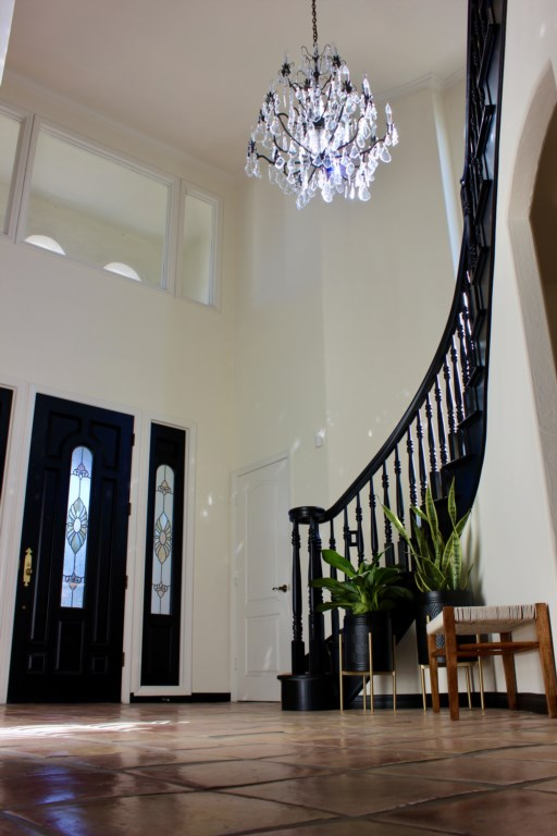 Staircase Entry