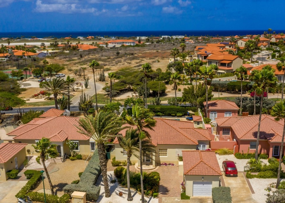 Situated in the upscale residential community of Tierra del Sol Golf & Country Club.