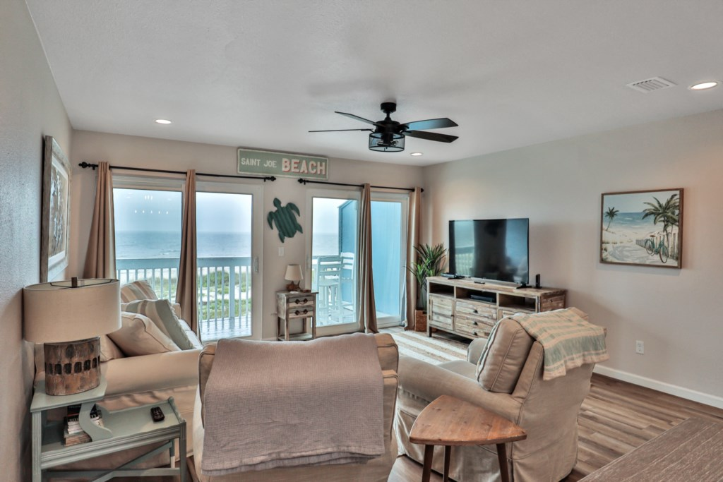 Unobstructed Gulf Views
