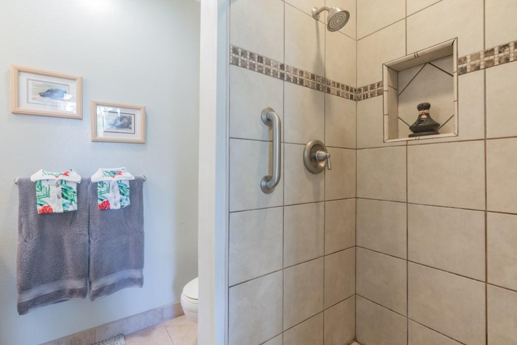 Bathroom Two (2)
