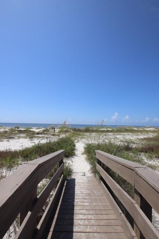 Easy beach access approx. 200 yards by boardwalk