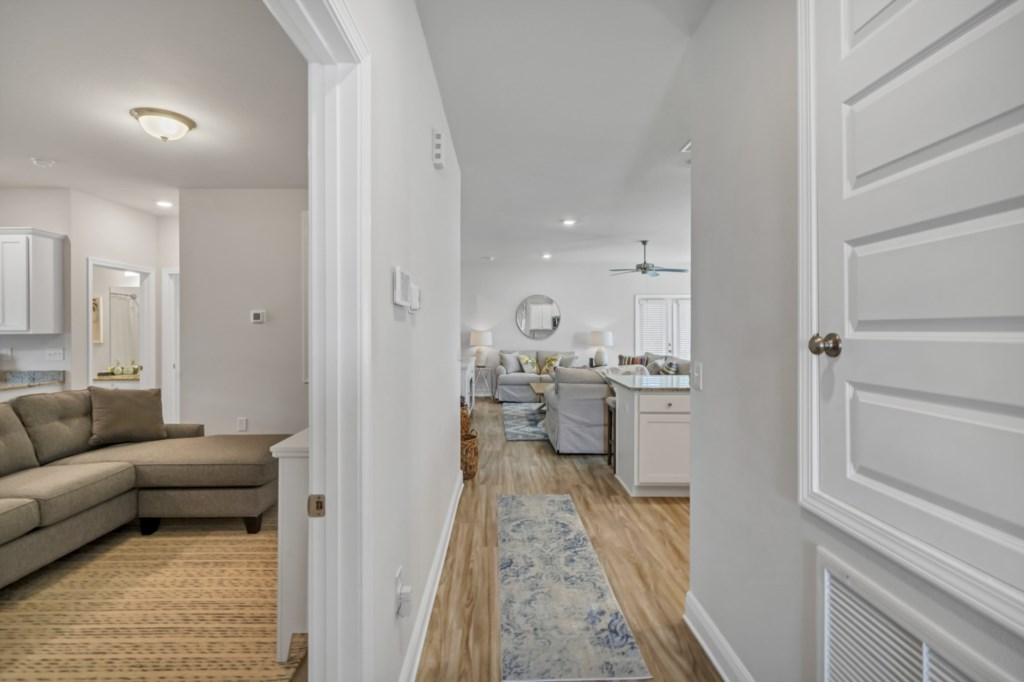Over 2400 square feet of living space and attached suite for extra space + privacy