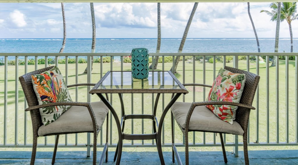 Amazing Ocean Views From Your Lanai