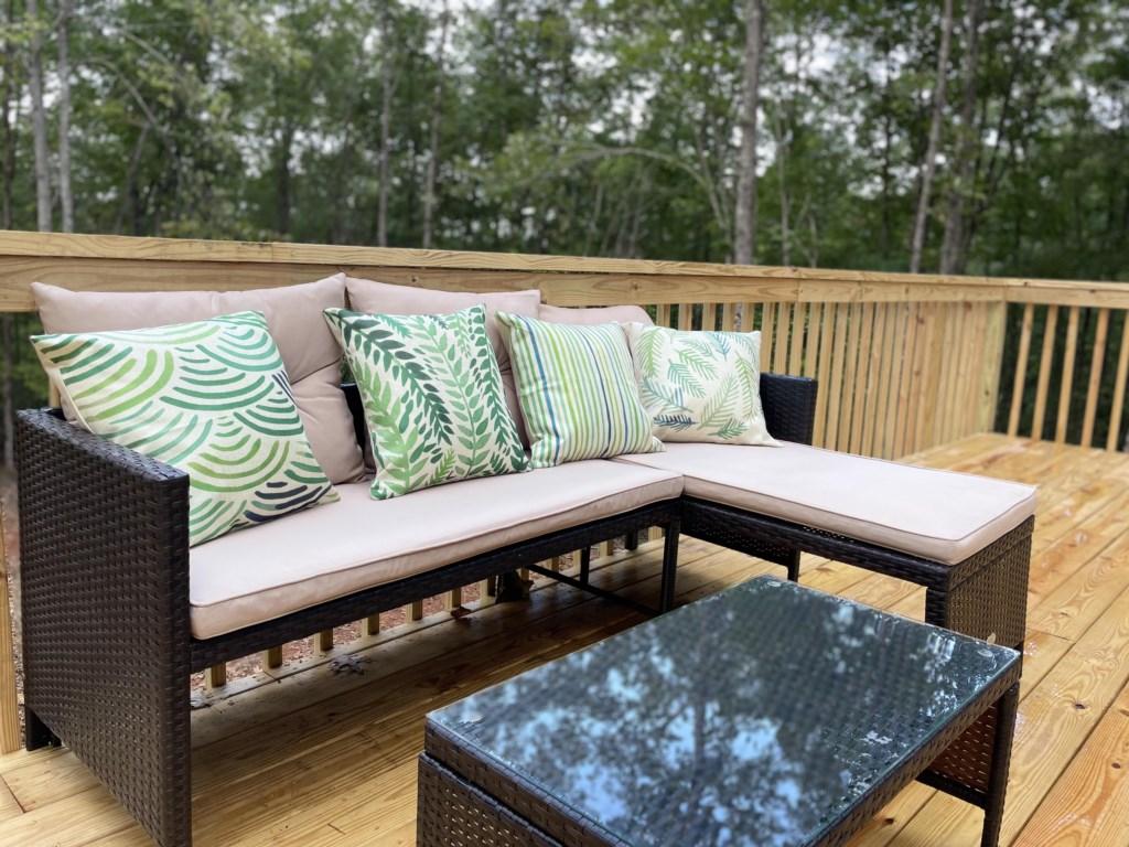 Deck furnishing